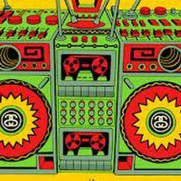 DJ'8'SEVEN MIXX MASTERS - DJ'8'SEVEN  THE ULTIMATE REGGAE VOL.....1 Cover Art