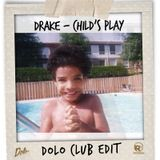 Dolo - Child's Play (Dolo Club Edit) Cover Art