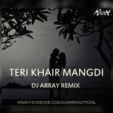 Ðj Array - Tari Khair Mangdi_Dj Array Cover Art