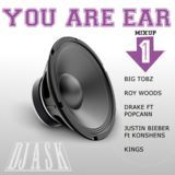 DJ A S K - YOU ARE EAR -1 - DJ A S K Cover Art