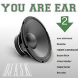 DJ A S K - YOU ARE EAR 2 - DJ A S K Cover Art