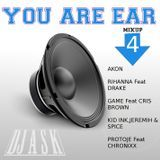 DJ A S K - YOU ARE EAR 4 - DJ A S K Cover Art