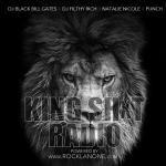 KingShxt Radio Podcast x DJ Black Bill Gates - King Shxt Radio Podcast V2 W  Sy Ari Da Kid X OG Muzik