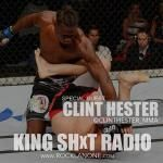 KingShxt Radio Podcast x DJ Black Bill Gates - King Shxt Radio V4 w/ Bobby Kritikal, MMA's Clint Hester, Runway Richie
