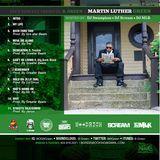 No Sleep Til Monday Krew x DJ Black Bill Gates - Martin Luther Green Cover Art