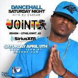 DJ Caesar - Dancehall Saturday Night (4-9-16)