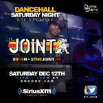 DJCaesar - Dancehall Saturday Night '15 Cover Art
