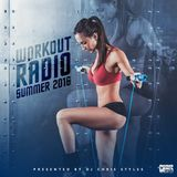 Workout Radio Summer 16 (Clean)