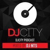 DJcity - DJcity Podcast Cover Art