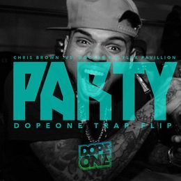 DJ DopeOne - Party (DopeOne Trap Flip) Cover Art