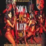 DJDOUGIE_BM - DJ DOUGIE SOCA MIX 2014 VOL.1 Cover Art