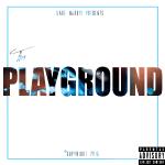 DJ Frank Vinatra - The Playground Cover Art