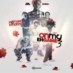 DJ Frank Vinatra - #OMEG3 Cover Art