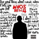 DJ Frank Vinatra - Whos The DJ 4 Cover Art
