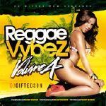 djgiftedson - Reggae Vybez Volume 4 Cover Art