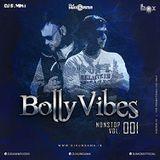 DJHungama - BollyVibes Nonstop Vol-001 (DJ Sammy & DJ Mox) Cover Art