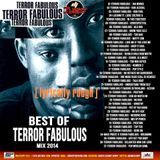 DJJUNKY - BEST OF TERROR FABULOUS MIX 2014 Cover Art