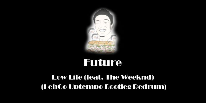 future feat the weeknd low life mp3