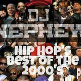DjNephew - Best of 2000's Hip Hop Cover Art