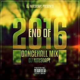 djnitescape - DanceHall Dec 2016 Cover Art