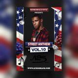 Djnyce905 - Street Anthem Vol.10 Cover Art
