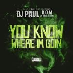 DJ Paul - You Know Where I'm Goin