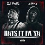 DJ Paul KOM - Dats It Fa Ya