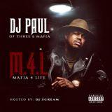 DJ Paul KOM - Mafia 4 Life Cover Art