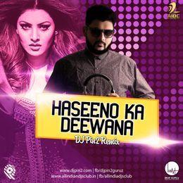 DJ Pin2 - Haseeno Ka Deewana Cover Art