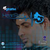 DJ Pin2 - Heart Beat Vol. 1 Cover Art
