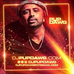 DjPupDawg - 01-07-17 DJ Pup Dawg Commercial Free Saturday Night Jumpoff Cover Art