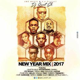 DJ Quest Gh - NewYearMix2017 Cover Art