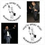 DJRO504 - Jay Z. &  Rihanna &  Kanye ( BOUNCE RUN THIS TOWN ) Dj Ro 504 Cover Art