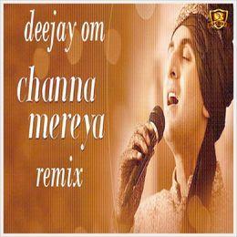 DJsBuzz - Channa Mereya - Deejay Om Remix Cover Art