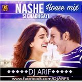 DJsBuzz - Nashe Si Chadh Gyi (House Mix)- DJ ARIF Cover Art