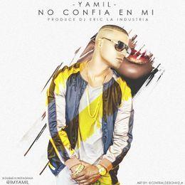 djtempo00 - No Confia En Mi (Prod. Dj Eric la Industria) Cover Art