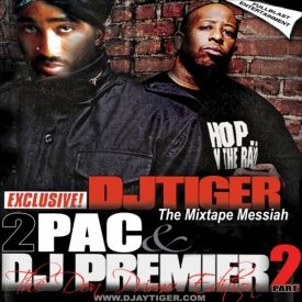 TUPAC AND DJ PREMIER - THE DON PRIMO EDITION VOL 2