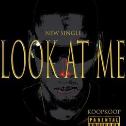 Djumbozide - LOOK AT ME Cover Art