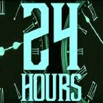DollaSyneChase - 24 HOURS (REMIX) Cover Art