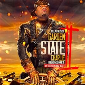 DollaSyneChase - GARDEN STATE CHARLIE 2 Cover Art