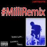 Dom Milli - Antidote #MilliRemix Cover Art