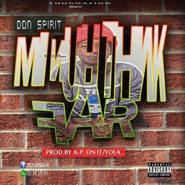 donspiritGH - Mi Nuh Think Far (Prod By KP's On It) Cover Art