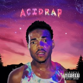 DopeMusicBlog - Acid Rap Cover Art