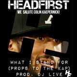HeadFirst - What I Stand For (Props To The Kap) Cover Art