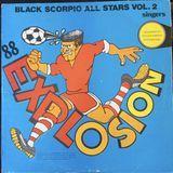 DreamS Promo - Black Scorpio All Stars Vol. II (Explosion) Cover Art