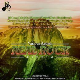 DreamS Promo - Real Rock Riddim - UNSORTED Vol. 2 Cover Art