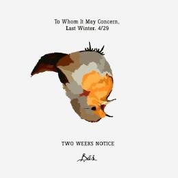 Dreamville - Two Weeks Notice Cover Art