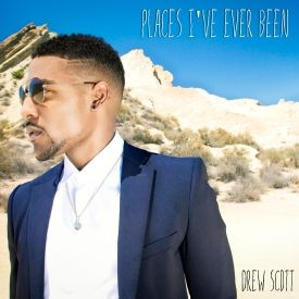 Drew Scott - Places I've Ever Been Cover Art