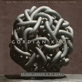 Drique London - Gordian Knot Cover Art