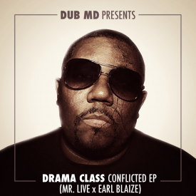 Dub MD - Conflicted EP Cover Art